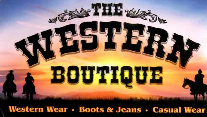 The OFFICIAL Western Wear Store of Chuck Day